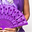 Thumbnail: Sequin Flower Style Hand Fan