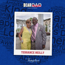 Happy Father's Day Terrance Neilly