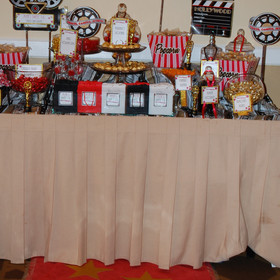 Sweet 16 Hollywood Theme
