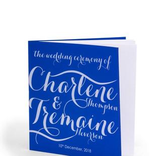 Charlene & Tremaine Program