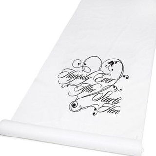 Happily Ever After - Aisle Runner