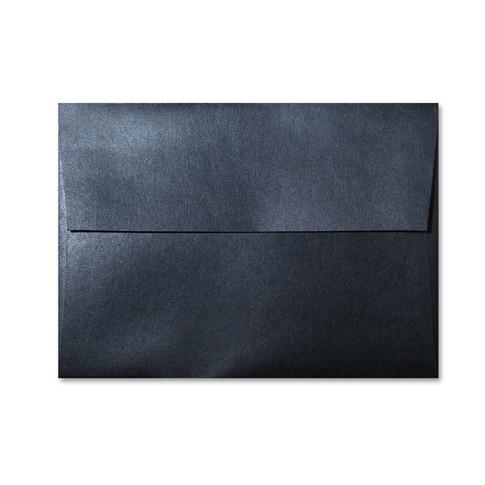 A7 So Silk Black Envelope