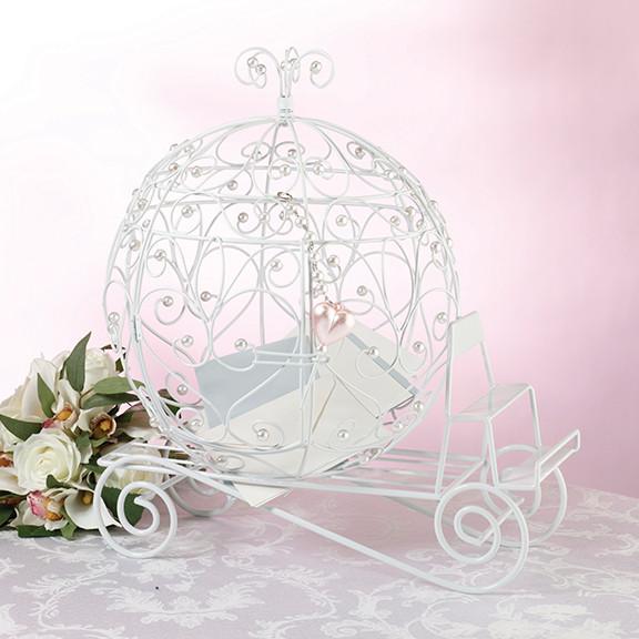 Fairy Tale Coach Card Box