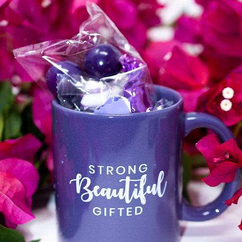 Strong, Beautiful, Gifted Mug