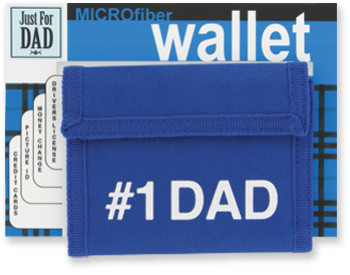 Just for Dad #1 Wallet