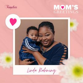 Happy Mother's Day Linda Rahming