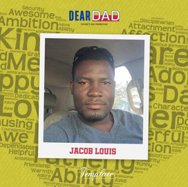 Happy Father's Day Jacob Louis