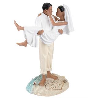 Beach Wedding Figurine