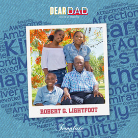 Happy Father's Day Robert G. Lightfoot