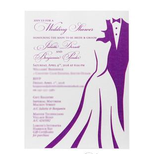 Juliette Bridal Shower Invite