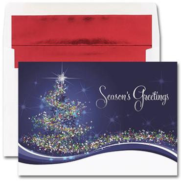 Holiday Magic Christmas Tree