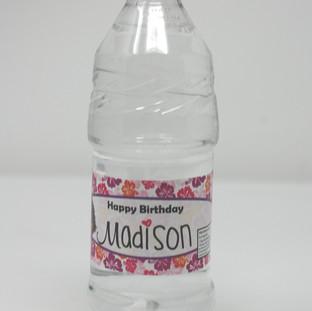 Theme Bottle Labels