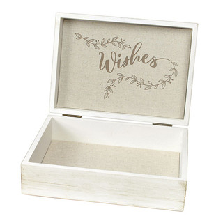 Well Wishes Wooden Box