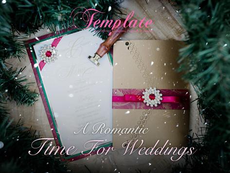 Love Christmas Weddings Or Dream Of Having One?