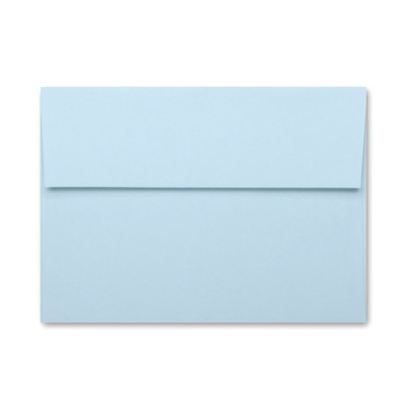 A7 Basis Light Blue Envelope