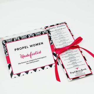 Propel Women Bookmark