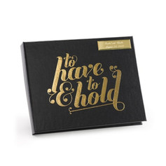 Have & Hold Guest Book