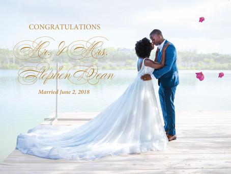 Lakeside Romance | Niambi & Stephen