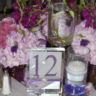 Purple & Silver Majesty