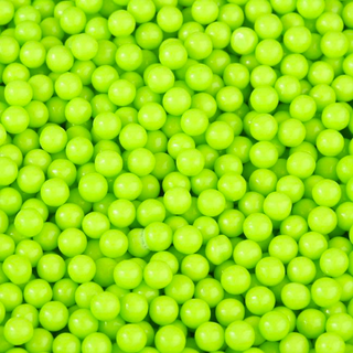 Green Candy Beads