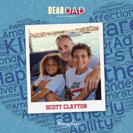 Happy Father's Day Scott Clayton