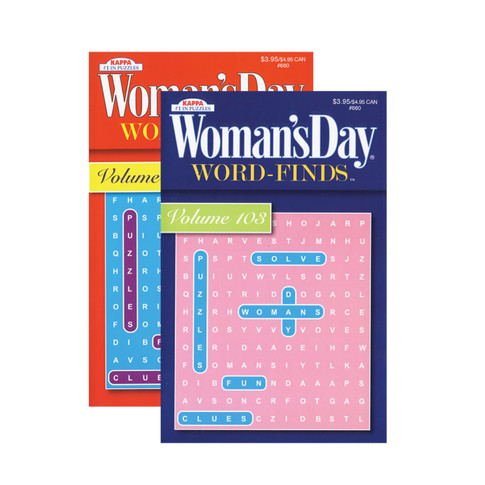 Women's Day Puzzle Book