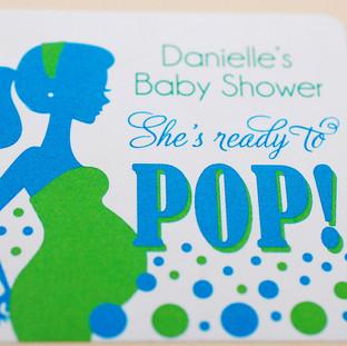 Shower Labels