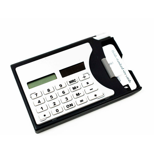 Multi-Function Solar Calculator