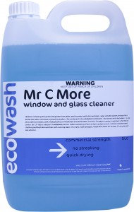 MR C MORE GLASS AND MIRROR CLEANER