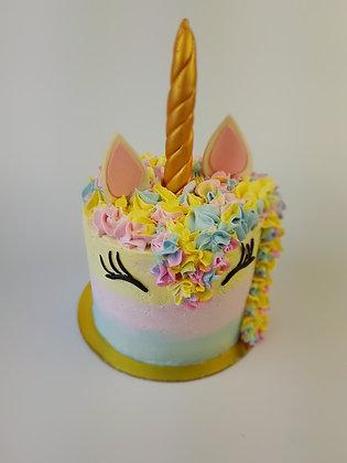 Unicorn Kids Cake