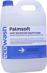 PALMSOFT ANITBACTERIAL HAND WASH