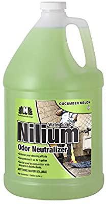 NILIUM ODOUR NEUTRALISER CUCUMBER MELON 4x3.78Ltr