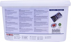 RATIONAL RINSE AID TABLETS BLUE
