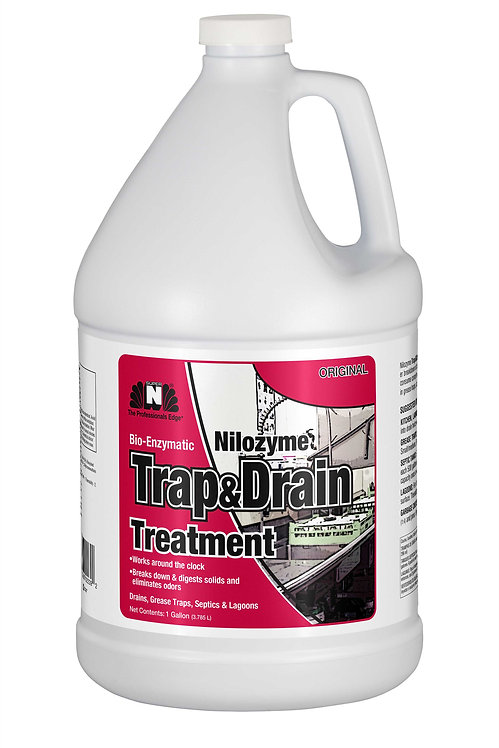 NILOZYME TRAP & DRAIN TREATMENT 18.9 LTR DRUM