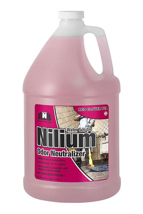 NILIUM ODOUR NEUTRALISER CLOVER TEA 4x3.78LTR