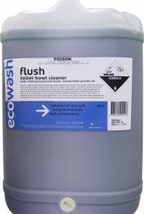 FLUSH TOILET BOWL CLEANER
