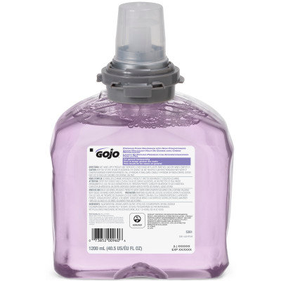 TFX FOAM HANDWASH 2x1200ML