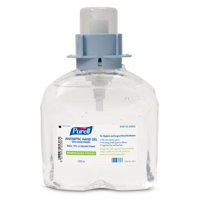 PURELL FMX 70% GEL TGA APPROVED 3X1200ML