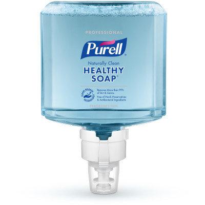 PURELL ES8 PROF SOAP CLEAN FRAG FREE FOAM 2X1200ML
