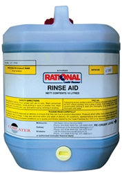 RATIONAL LIQUID RINSE AID 10LTR