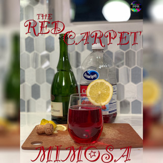 The Red Carpet Mimosa