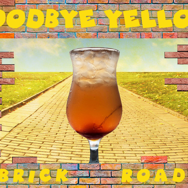 Goodbeye Yellow Brick Road