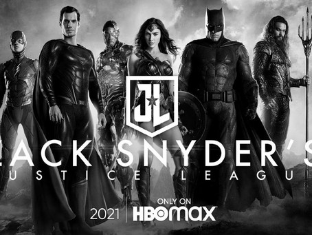 The Snyder Cut Is Being Released