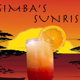 Simba's Sunrise