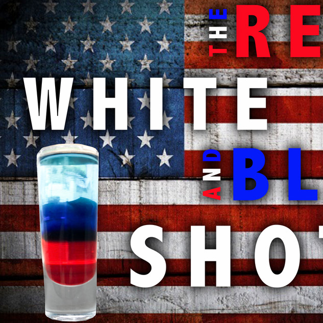The Red White And Blue Shot
