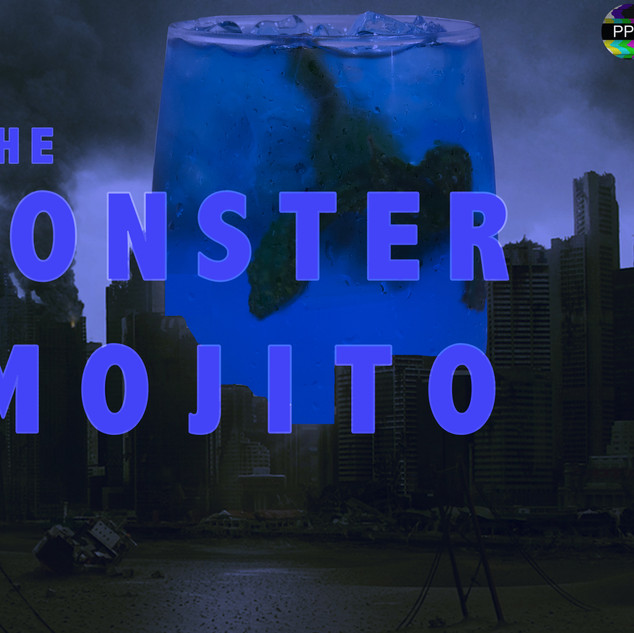 The Monster Mojito