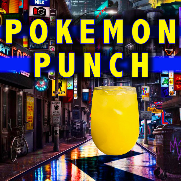 Pokemon Punch