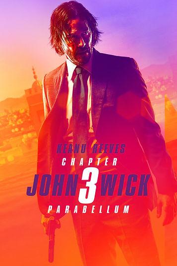 JOHN WICK: CHAPTER 3 (PARABELLUM)