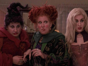 Hocus Pocus Puts A Spell On The Box Office