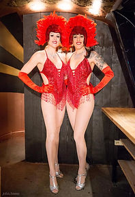 Ooh la las Red Showgirls.jpg